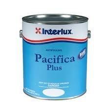 Interlux YBB263/QT Pacifica Plus Antifouling Paint - Black, Quart, 32. Fluid_Ounces