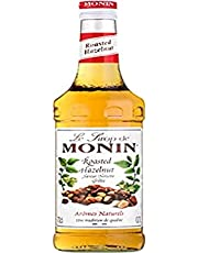 Monin Roasted Hazelnut Syrup 700ml