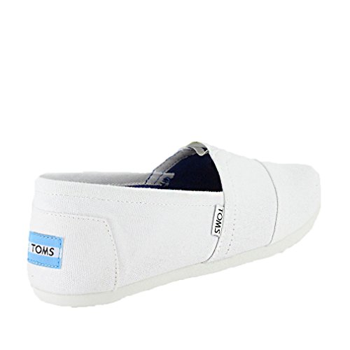 Toms Classic Canvas - Optical White - 11