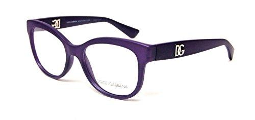 Dolce & Gabbana DG5011 Eyeglasses-2677 Matte Opal Violet-54mm