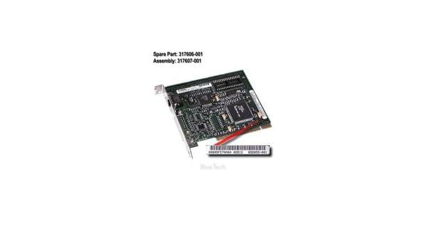317606-001 Proliant NC3120 10 100 PCI