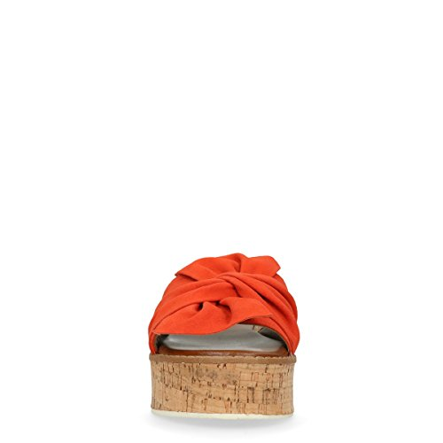 Sacha Damen Zehentrenner Orange