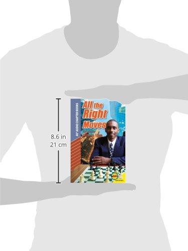 All the Right Moves: The Najee McGreen Story (Av2 Audio Chapter Books)