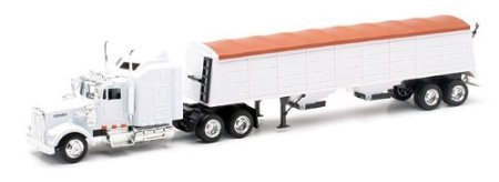 NEW15833 NEW-RAY - Kenworth W900 Tractor
