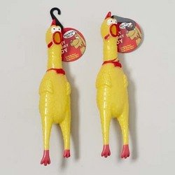 DDI - Vinyl Chicken Dog Toy With Squeaker (1 pack of 48 items)