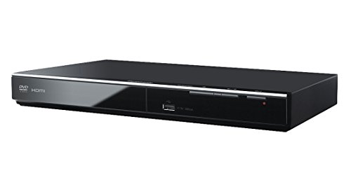 Panasonic DVD-S700EP-K All Multi Region Free DVD Player 1080p Up-Conversion with HDMI Output, Progressive Scan, USB with Remote (110V-240V) by Panasonic