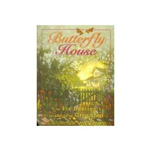 Butterfly House 0590848844 Book Cover