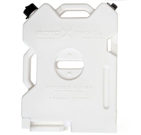 RotopaX RX-2W Water Pack - 2 Gallon Capacity by RotopaX