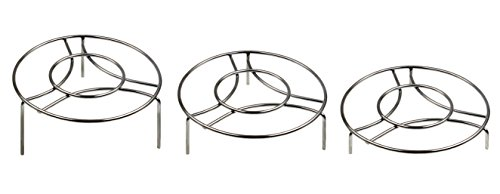 pressure cooker accessories rack - 6