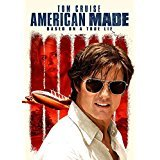 American Made (DVD 2017) Action, Comedy, Crime