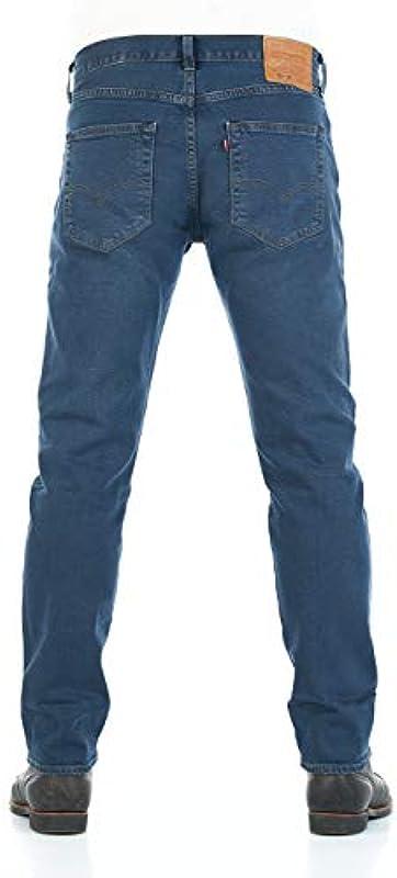 Levi's 501 Slim Taper dżinsy: Odzież