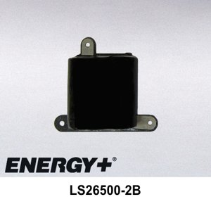 Replacement Battery for Badger Meter Part Number 59163-0100 LS26500-2B
