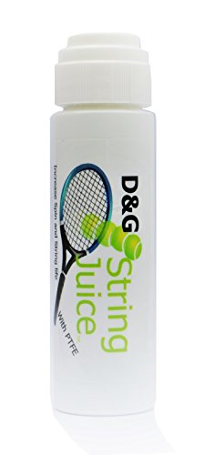 String Juice Tennis String Spin and Life Enhancer