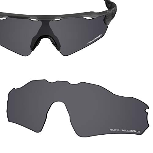 New 1.8mm Thick UV400 Replacement Lenses for Oakley Radar EV Path Sunglass - ()