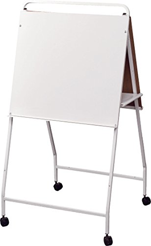 Best-Rite Eco Easel, Double Sided Dry Erase (786) Balt Hook