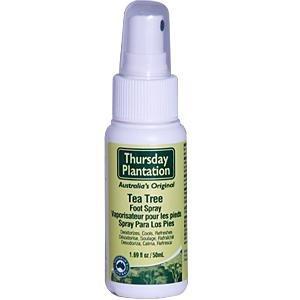 Thursday Plantation - Tea Tree Foot Spray, 1.69