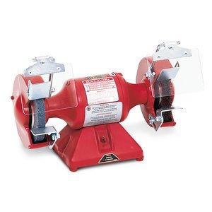 Baldor 662R 6-Inch 1/3-Horsepower Industrial Duty Big Red Grinder/Buffer