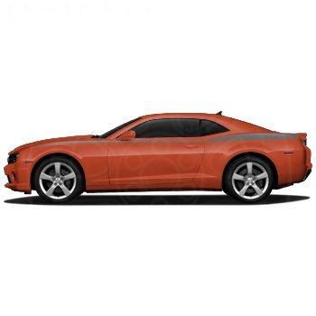 Genuine GM Accessories 20990193 'Heritage Stripes' Decal ()