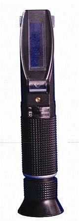 Sper Scientific - Refractómetro de sal con ATC, 0-100 ppt, 1: Amazon.es: Industria, empresas y ciencia
