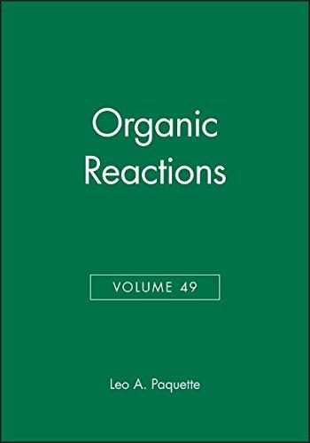 Organic Reactions, Volume 49