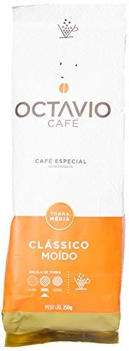 Café Torrado e Moído Clássico Tm Octavio Café Especial 250g
