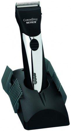 Moser Haarschneidemaschine Chrom Style PRO schwarz/chrome NEU