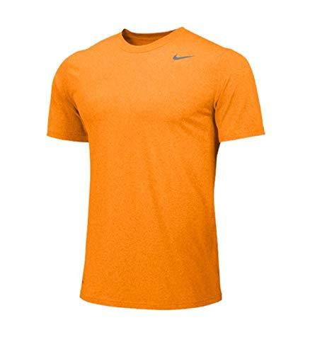 310d3d5c NIKE Youth Boys Legend Short Sleeve Tee Shirt (Youth Medium, Yellow Gold)