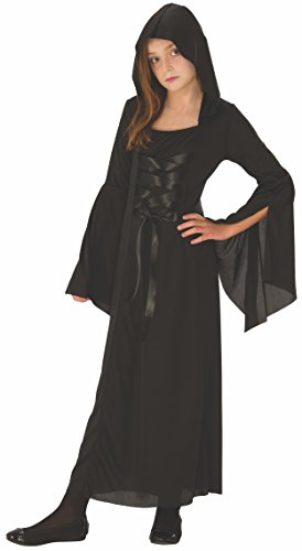 Rubie's Gothic Enchantress Child's Costume Dress, Medium, Black