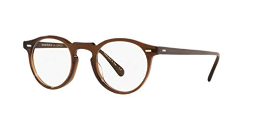 bcd865d078 Authentic Oliver Peoples 0OV5186 GREGORY PECK 1625 ESPRESSO Eyeglasses