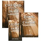 Changed into His Image - God's Plan for Transforming Your Life by Jim Berg (13-part video series on 4 DVDs)