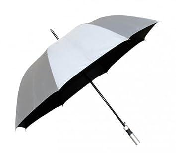 Para una vista más grande haga clic en la imagen Paraguas XXL 120 cm azul plata