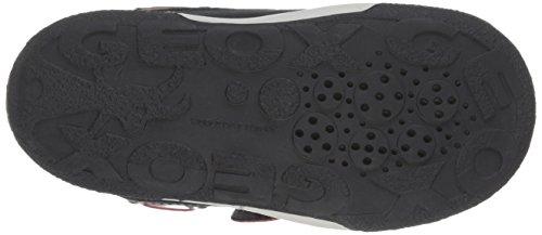 Geox - Zapatillas para niña Navy/Red