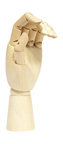 Jack Richeson 710219 7' Left Hand Child Manikin Jack Richeson & Company Inc.