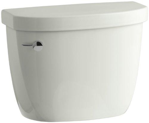 KOHLER Cimarron 1.6 GPF Single Flush Toilet Tank Only in Dune
