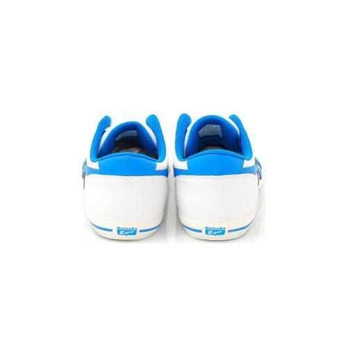 Asics  Aaron Gs, Herren Outdoor Fitnessschuhe Weiß/Blau