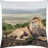 Cats - Throw Pillow Cover Case (18