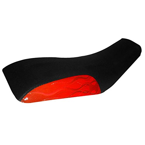 Polaris Predator 500 Red Ghost Flame Seat Cover