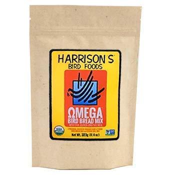 Harrison's Bird Foods Omega Bird Bread Mix by Harrison's Bird Foods