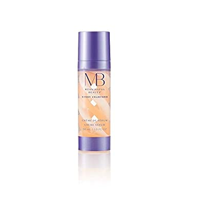 Meaningful Beauty Crème de Serum, Melon Extract Night Moisturizer