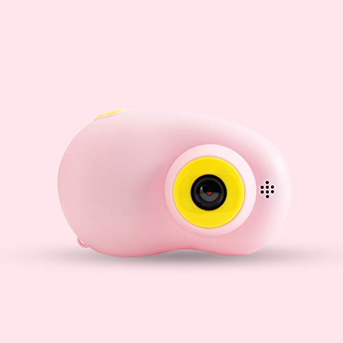 RONSHIN Kids Camera, X8 Children Camera Cartoon Digital Mini Video Camera Motion Camera Toy Photography Toy Camera Pink by RONSHIN