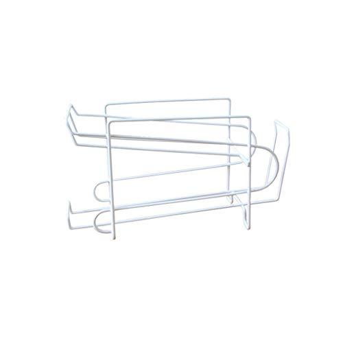 er Cola Storage Rack Double-Layer Desktop Storage Shelf Rack Home Drink Holder Kitchen Accessories ()