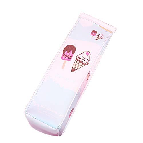 (Cute Pencil Case Creative Milk Pencil Bag For Kids Novelty Item)