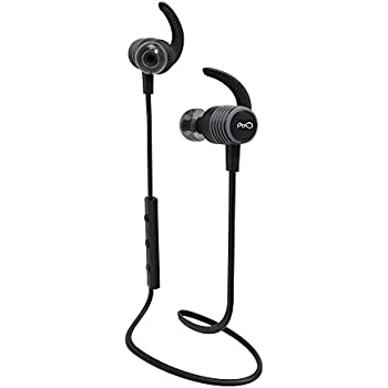 BlueAnt - Pump Mini 2 HD Wireless Sportbuds, Stable and Lightweight, Delivering Energized HD Audio to Inspire Every Workout (Black)