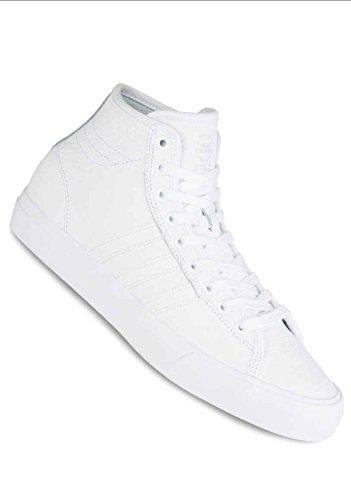 Skateboarding Matchcourt Hombre High Zapatillas para RX Blanco Ftwbla de Ftwbla Adidas Ftwbla w4X6qfq