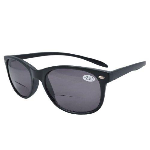 75 sol Clásico Eyekepper Lente de gris Bifocales Gafas Gray 1 v8nOn1q