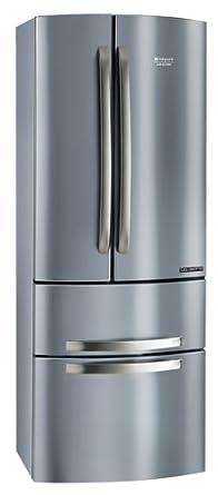 Hotpoint Aris DAAXHA Réfrigérateur Combiné Portes Pose Libre L - Refrigerateur 3 portes