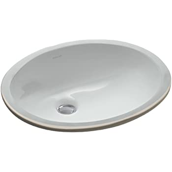 Kohler K 2209 95 Caxton Undercounter Bathroom Sink Ice