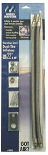 Wheel Masters 8110A Stainless Steel Hub Mount - 4 Hose Kit for 22'' Aluminum Wheels
