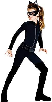 Rubies 886362-S - Disfraz de Catwoman para niña, producto oficial ...