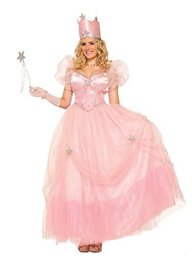 Forum Novelties Women's Good Fairy Witch Costume, Pink, Standard